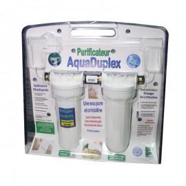 Purificateur d'eau AQUADUPLEX