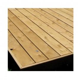Deck pin traité CL4