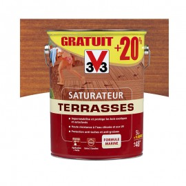 Saturateur Terrasses Teck 5L+20%
