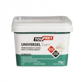 Enduit UNIVERSEL 2 en 1 (4kg)