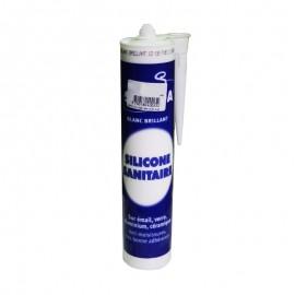 Mastic silicone sanitaire