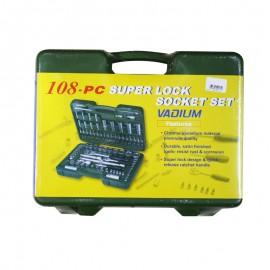 Coffret 108 pcs SUPER LOCK