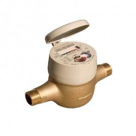 Compteur d'eau volumétrique 3/4 cadran