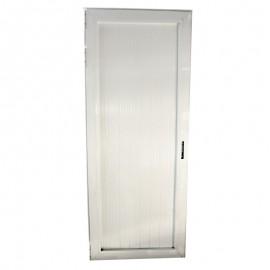 Porte ITALIA Aluminium Blanc