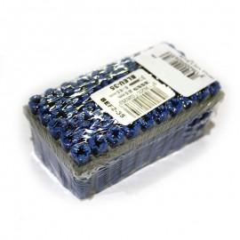 Chevilles bleues (grille de 50)