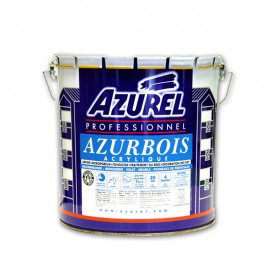 Azurbois Acrylique blanc 15kg