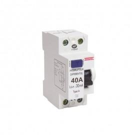 Interrupteur différentiel 40 A