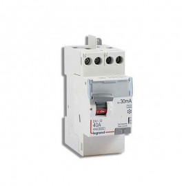 Interrupteur différentiel DX3 40A 30mA